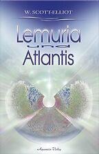 Lemuria und Atlantis von Scott-Elliot, W. | Buch | Zustand sehr gut