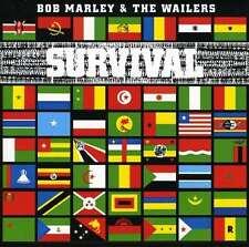 Survival - Bob Marley And The Wailers CD ISLAND