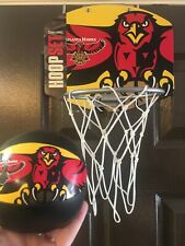 Mini Over The Door Basketball Hoop Set Atlanta Hawks Spalding