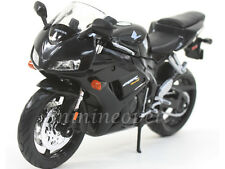 MAISTO 31151 HONDA CBR 1000 RR BIKE MOTORCYCLE 1/12 BLACK