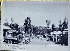 Addis Abeba veduta viagg 1940 10x15 Etiopia Africa