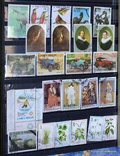 S TOME ET PRINCIPE   lot de timbres oblitérés divers BD37
