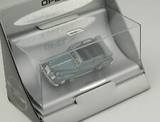 Opel Olympia Cabriolet 1951 1952 grey Car Collection  Promo 1:43