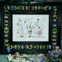 Shepherd Bush Baby Bug Ball Counted Cross Stitch Chart, Beads & Floss NO Fabric