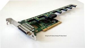 Sangoma A40602 12FXS 4FXO analog card - PCI