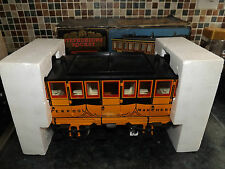HORNBY STEPHENSON ROCKET COACH G104 LIVE STEAM ENGINE LOCO