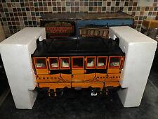 Hornby Stephenson ROCKET Coach G104 live steam engine Loco