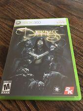 The Darkness Xbox 360 Cib Game XG3