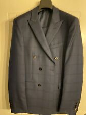 Men's Reiss Double Breasted Suit