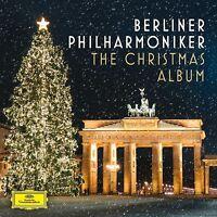BERLINER PHILHARMONIKER-THE CHRISTMAS ALBUM  CD NEU BACH/MOZART/TSCHAIKOWSKY/+