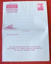 MayfairStamps Fiji 10d Mint Postal Stationery Aerogramme WWE64787