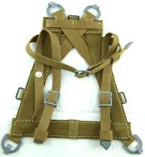 WWII Wehrmacht Trapeztragegestell (A-Rahmen) mit Textil Riemen