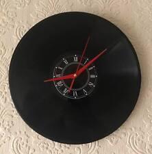 Classic Vinyl Record Clock .Silent Mechanism Promo price