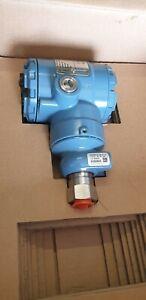 Rosemount pressure transmitter 2051TG2A2B21BI1P1Q4Q8