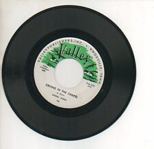 DARRELL GLENN & RYTHM RIDERS 45 RPM CRYING IN THE CHAPEL /HANG UP THAT TELEPHONE