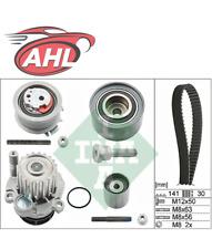 INA 530 0463 30 Pompe à eau + kit de courroie de distribution AUDI SEAT SKODA VW