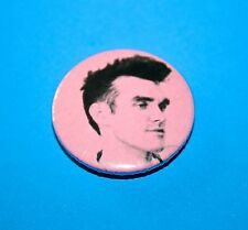 VINTAGE STYLE MORRISSEY THE SMITHS BUTTON PIN BADGE