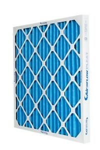 18x25x2 MERV 10 HVAC/Furnace pleated air filter (12)