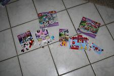 5618 EO Kachel 2x2 Weiss mit Dekor Katze Lego Fliese