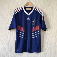 FRANCE 2010 HOME FOOTBALL SHIRT SOCCER JERSEY ADIDAS P41040