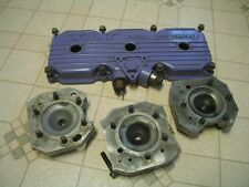 96 Polaris XCR 600 Snowmobile Cylinder Heads & Cover 94 95 XLT 580 XC Triple