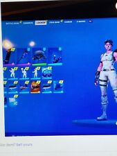 Fn Random 10-100 skinned Account Chance Of Renegade Raider and OG Ghoul
