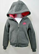 NIKE Futura Fleece Sherpa Hoodie (Little Kids) SZ 5 NEW WITH TAG