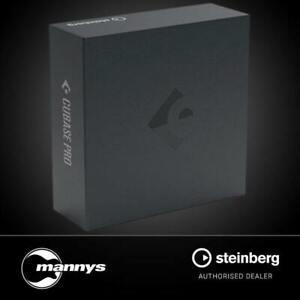 Steinberg Cubase Pro 11 Digital Audio Workstation