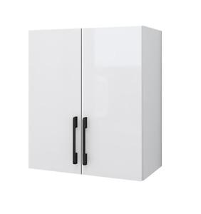 Hardis 2-Door Wall Kitchen Cabinet -- Flat Pack