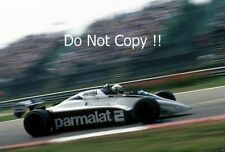 Riccardo Patrese Brabham BT50 Italian Grand Prix 1982 Photograph