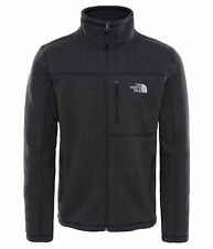 The North Face Gordon Lyons Full Zip Giacca Uomo Tnf Black Heather S (t5t)