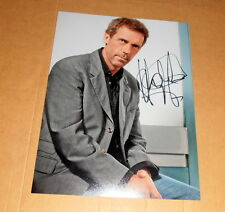 Hugh Laurie *Dr. House*, original signed Photo in 20x25 cm (8x10)