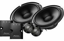 """Pioneer TS-Z65C 6.5"""" 2-Way Component Speakers 300 Watts Aluminum Dome Tweeters"""