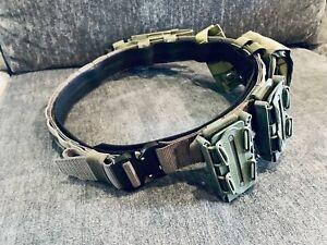 SHTF Belt Tactical Range Belt