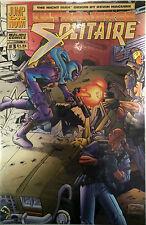 Ultraverse Solitaire #3 NM- 1st Print Free UK P&P Malibu Comics
