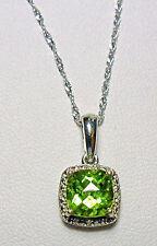 Peridot Green Costume Jewellery