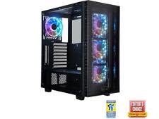 Gaming PC AMD Ryzen 2600 3.4 HEX Core / GTX 1060 6GB / 8GB DDR4/ 240GB SSD Win10