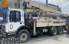 2000 Schwing 26 4 Concrete Boom Pump Bpl 1200 Mr688s Mack