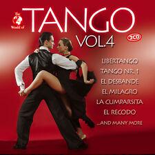 CD Tango Volume 4 Von VARIOUS Artists 2CDs