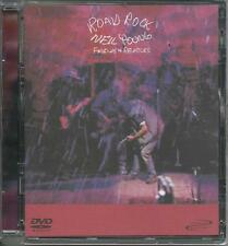 NEIL YOUNG - Road rock v.1 (2001) DVD Audio RARO