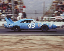 1970 Nascar RICHARD PETTY Glossy 8x10 Photo Winston Cup Print Supercharger
