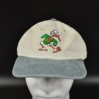 Miami Hurricanes NCAA Twins Enterprise Vintage 90's Snapback Cap Hat - NWT