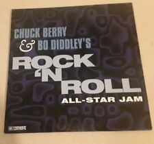 Chuck Berry & Bo Diddley's Rock n Roll All Star Jam on Laserdisc