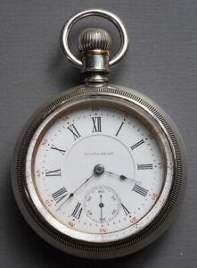 South Bend 18 Size The Studebaker Grade 323 Pocket Watch 574315