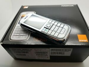 VGC Boxed Nokia 6233 - Silver (Unlocked Including 3 Network) Mobile Phone