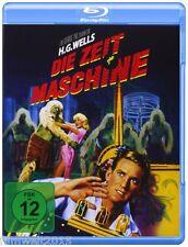 Die Zeitmaschine (1959)[Blu-ray](NEU & OVP) Rod Taylor / nach H. G. Wells