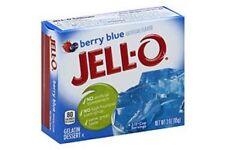 Jello Berry Blue Gelatin Dessert 85g
