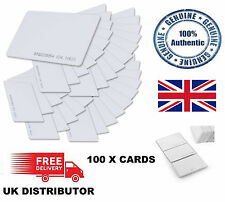 100 X 125khz RFID Cards Proximity Card ID Access control EM4100 UK