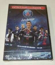 DVD : ENTREZ DANS LA LEGENDE - PARIS SAINT-GERMAIN Backstage 2016 - Neuf emballé