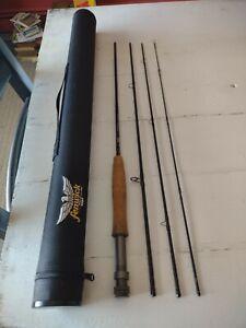 """Fenwick HMG 7'6"""" 4pc 3wt Fly Rod"""